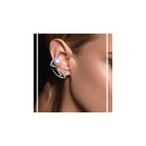 Apm Monaco orecchino perle