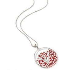 Misis REEF PARTY, Pendant with coral
