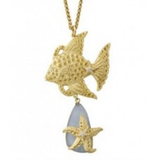 Misis Sipadan, Fish Necklace