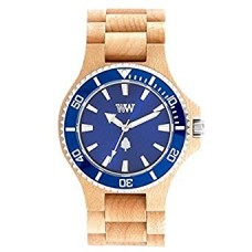 WATCH WEWOOD - DATE MB BEIGE BLUE