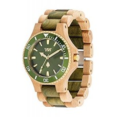 WATCH WEWOOD - DATE MB BEIGE GREEN
