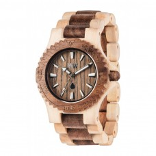 WATCH WEWOOD - DATE BEIGE NUT
