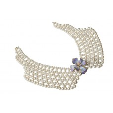 Collar of pearls IMPERO collection - Gemina