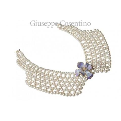 Misis, Colletto di perle collezione IMPERO – Gemina