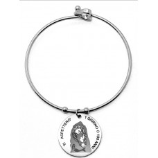 """Pizzomunno and Cristalda"" bracelet"