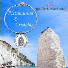 """Pizzomunno and Cristalda"" bracelet"