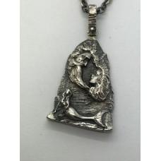 """""""Pizzomunno and Cristalda"""" pendant"""