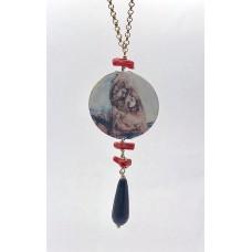 """""""Pizzomunno & Cristalda"""" necklace"""