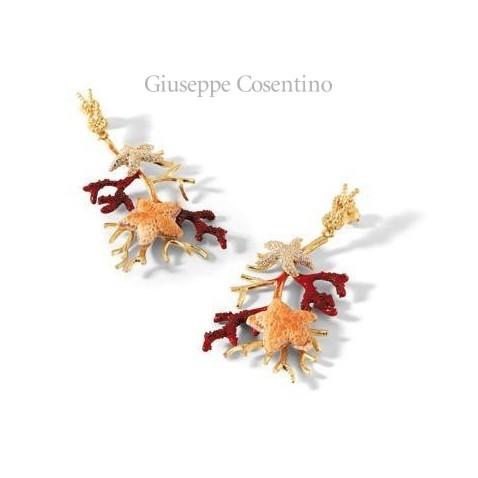 Misis, Orecchini Gorgonia
