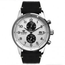 Orologio Pryngeps da uomo cronografo in acciaio    Cod: CR626/A